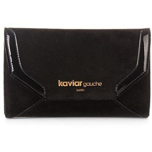 Kaviar Gauche Logo Envelope Black/Gold
