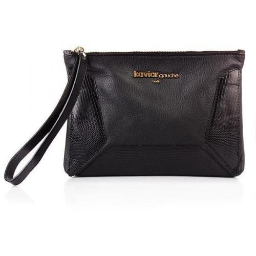 Kaviar Gauche Protector Zip Bag Black