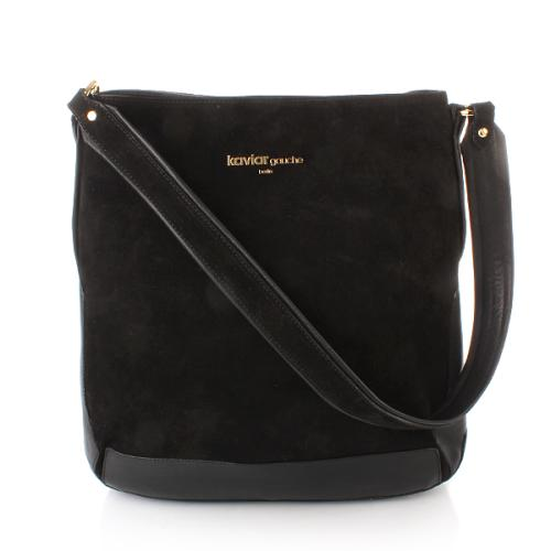 Kaviar Gauche Shopper Diamond Black/Gold