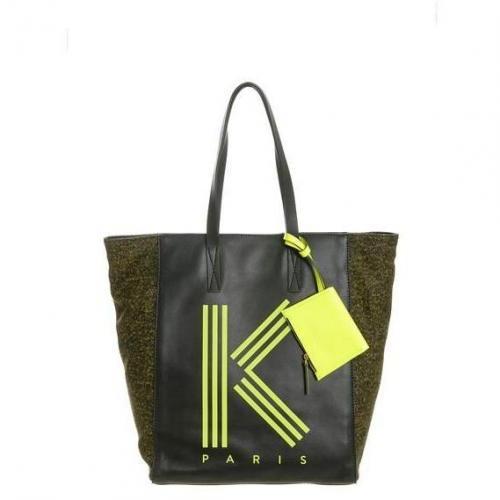 KENZO Shopper black