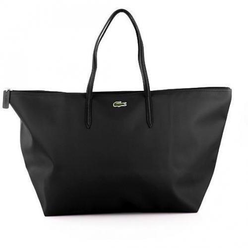 Lacoste Large Shopping Bag Black