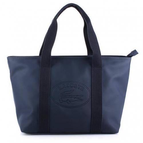 Lacoste Large Shopping Classic Black Iris