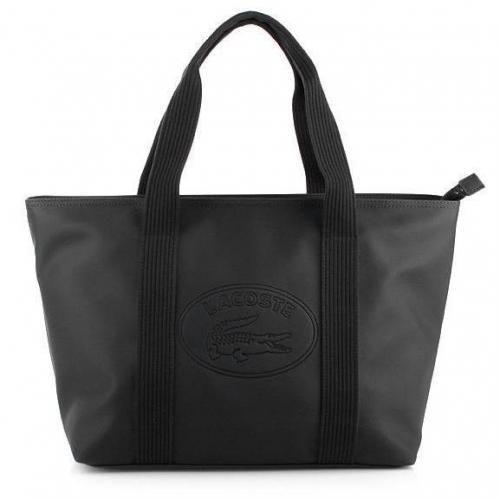 Lacoste Medium Shopping Back Classic Black
