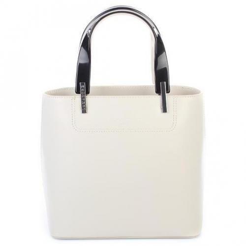 Lamarthe Portofino Small Zip Hand Carry Bag Ghiaccio