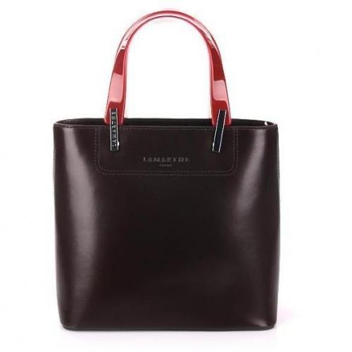 Lamarthe Portofino Small Zip Hand Carry Bag Testa Moro