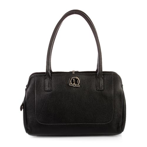 Lamarthe Sac Paris Leather Schwarz