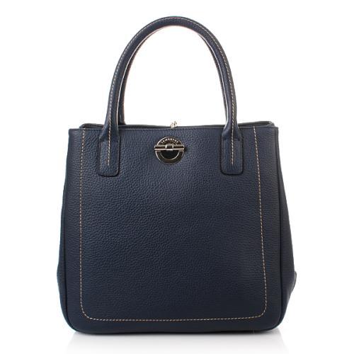 Lamarthe Tasche Sac Verticale Paris Blau