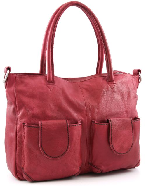 Liebeskind 2D Leather Fonda Shopper 2d-fonda-pink