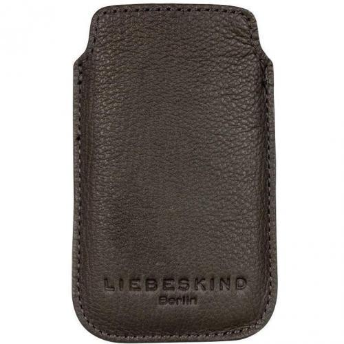 Liebeskind Berlin Handy-Case Mobile2 Grau