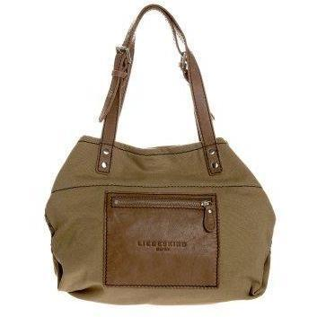 Liebeskind BETA Shopping bag olive