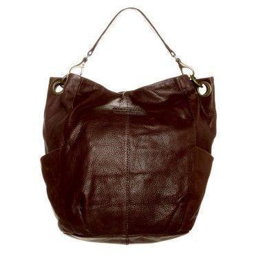 Liebeskind CRYSTAL B Shopping Bag dark rot