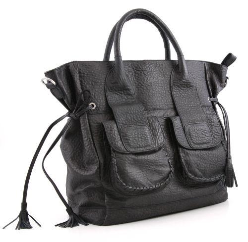liebeskind shopper bubble nubuck kaya black designer handtaschen paradies it bags burberry. Black Bedroom Furniture Sets. Home Design Ideas