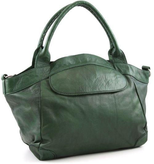 Liebeskind 2D Leather Gesa Shopper Grün