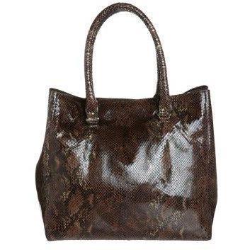 LK Bennett CROCUS Shopping Bag braun