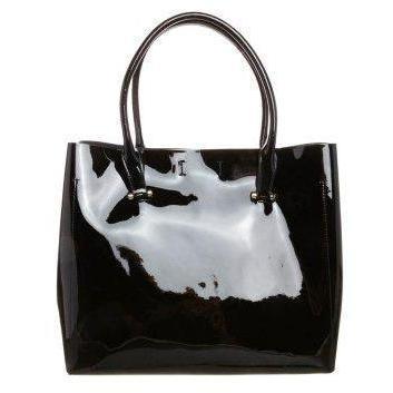 LK Bennett CROCUS Shopping Bag schwarz