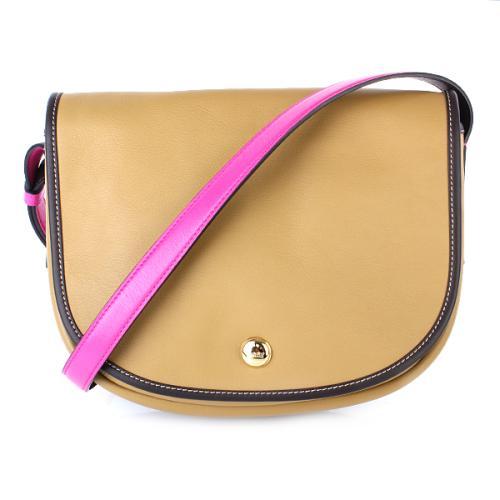 Loewe Handtasche Satchel Caramel/Pink