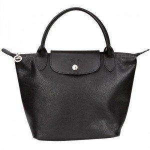 longchamp tasche veau foulonne schwarz designer handtaschen paradies it bags burberry gucci. Black Bedroom Furniture Sets. Home Design Ideas
