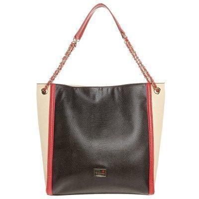 Love Moschino Shopping bag schwarz/beige
