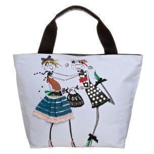 Love Moschino Shopping bag weiss