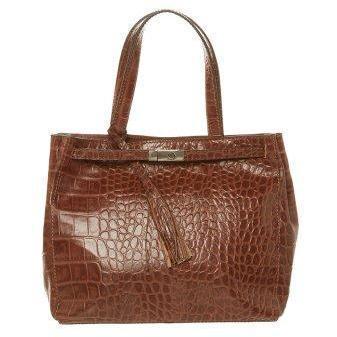 Loxwood NANOU Shopping Bag chesnut