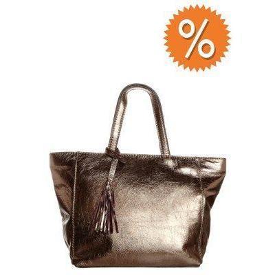 Loxwood RAMITA Handtasche gold
