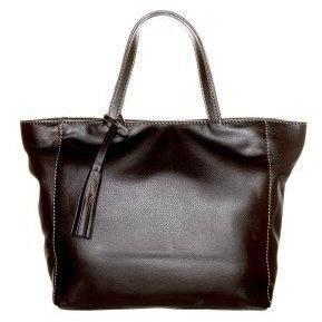 Loxwood RAMITA Shopping Bag coffee