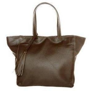 Loxwood RAMITA Shopping Bag fossil
