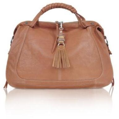 Luana Drielle - Mittelgroße Handtasche mit doppeltem Griff