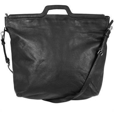 Lutz - Leder Einzelner Griff Handtasche