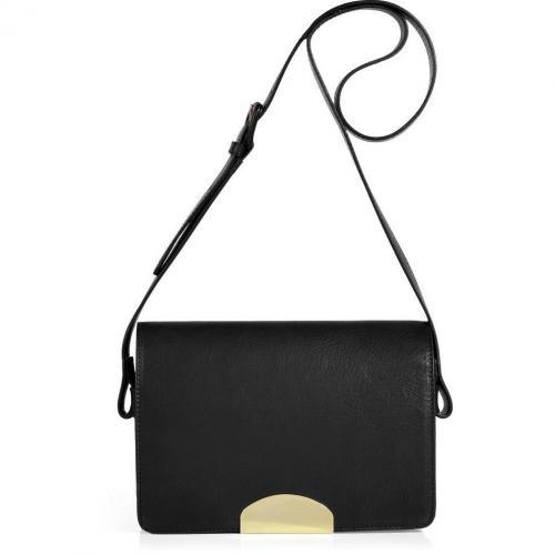 Maison Martin Margiela Black Small Shoulder Bag