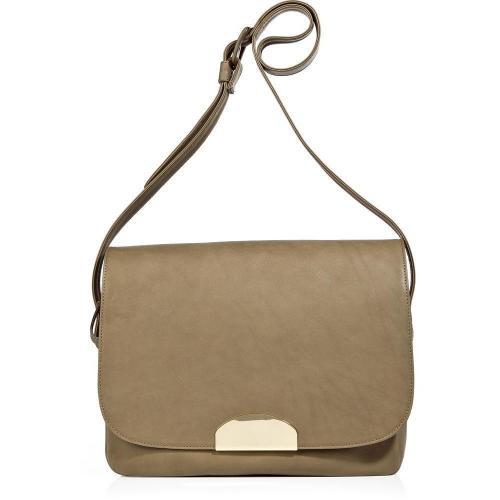Maison Martin Margiela Dove Leather Crossbody Bag