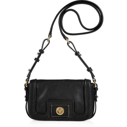 Marc by Marc Jacobs Black Joanna Crossbody Bag