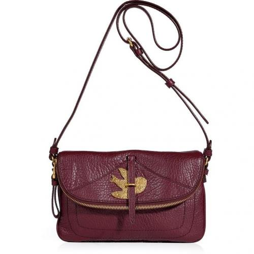 Marc by Marc Jacobs Cardamom Leather Percy Crossbody Bag