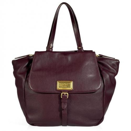 Marc by Marc Jacobs Carob Brown Barry Handbag