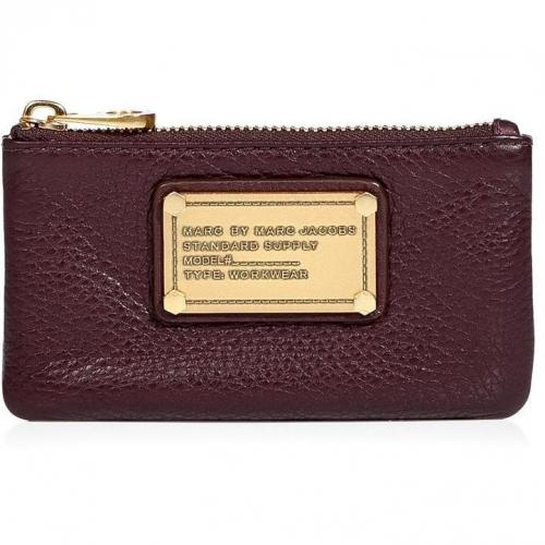 Marc by Marc Jacobs Carob Brown Key Pouch