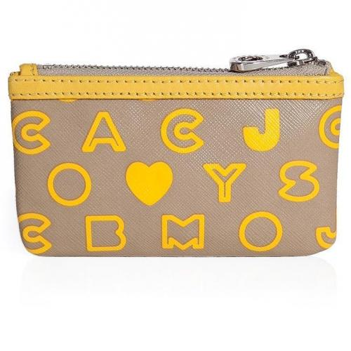 Marc by Marc Jacobs Chinchilla Eazy Key Pouch