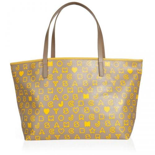 Marc by Marc Jacobs Chinchilla Eazy Tote