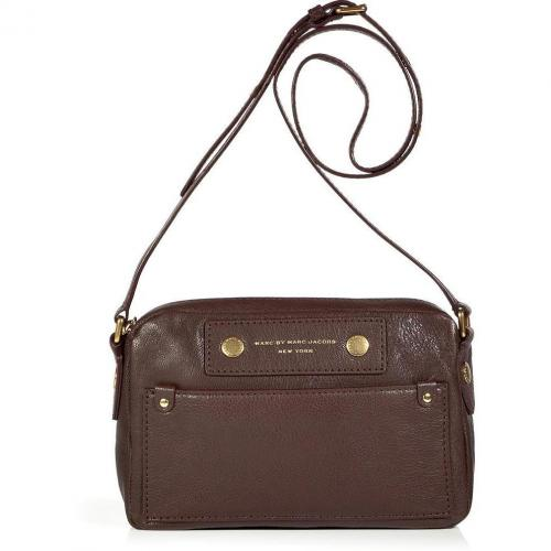 Marc by Marc Jacobs Deepest Brown Camera Bag