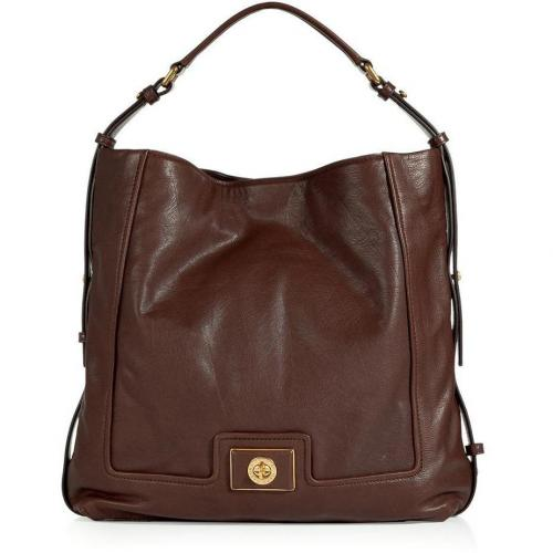 Marc by Marc Jacobs Deepest Brown Hobo Bag