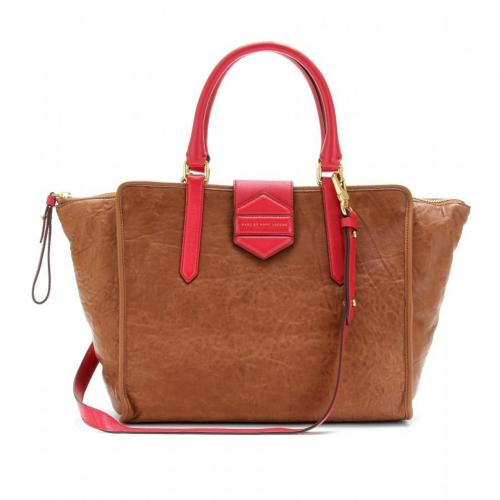 Marc by Marc Jacobs Flipping Out Trapeztasche Cinnamon Stick Multi