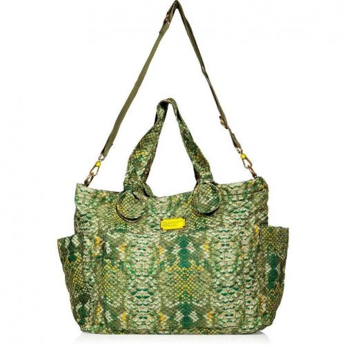 Marc by Marc Jacobs Fresh Grass Pretty Eliz-A-Baby Printed Bag