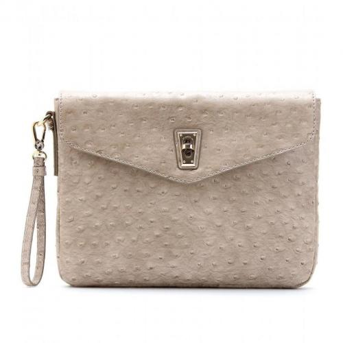 Marc by Marc Jacobs Geprägte Clutch