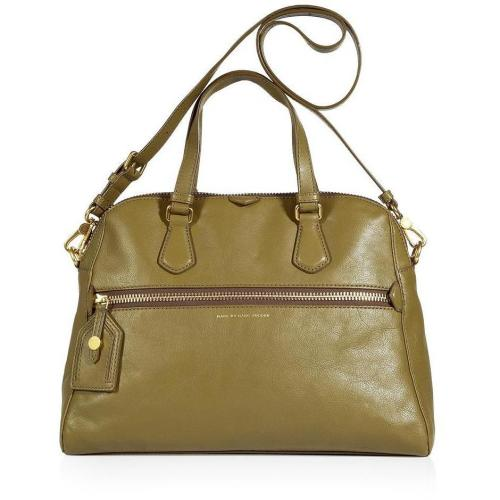 Marc by Marc Jacobs Golden Brown Calamity Rei Tote