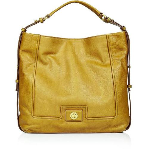 Marc by Marc Jacobs Golden Brown Hobo Tote