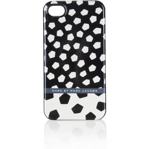 Marc By Marc Jacobs iPhone Case Black & White