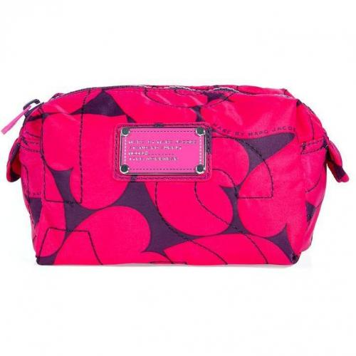 Marc by Marc Jacobs Iris Multicolor Pretty Print Small Cosmetic Bag