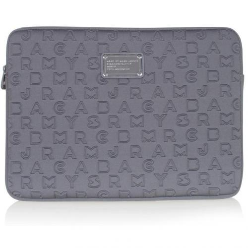 Marc By Marc Jacobs Laptop Grau