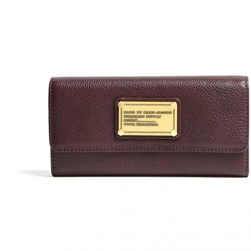 Marc by Marc Jacobs Long Trifold Purse