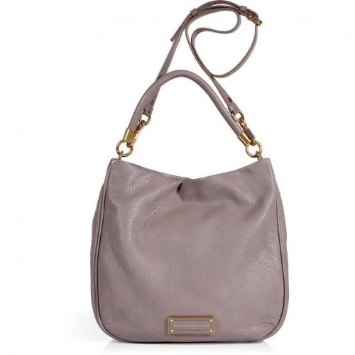 Marc by Marc Jacobs Mink Leather Hobo Bag