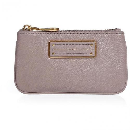 Marc by Marc Jacobs Mink Leather Key Pouch